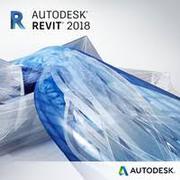 Лицензионный Autodesk REVIT 2018 Architecture/Structure/ MEP