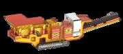 Мобильная Гусеничная Дробилка GM 125 (Роторная)