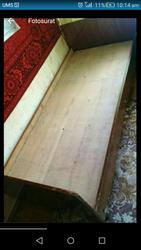 Кровать деревянная 190/90 в нормальном состоянии