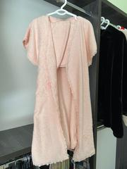 Женский банный халат